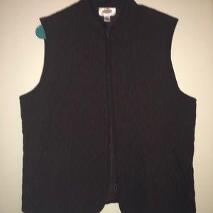 Talbots vest!
